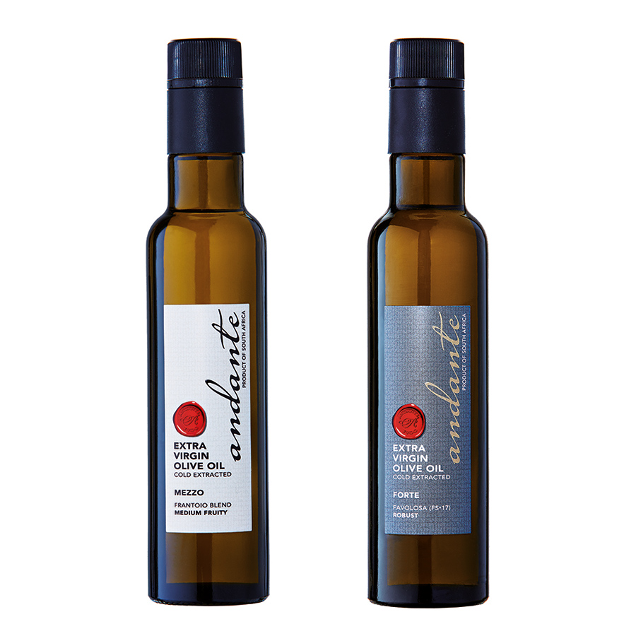 Andante Extra Virgin Olive Oil - 04