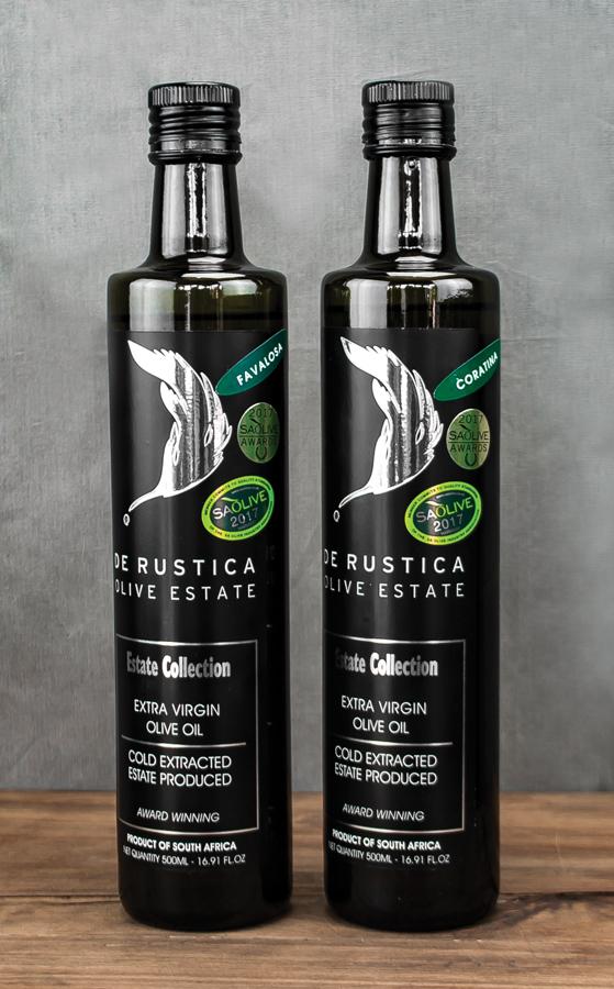 De Rustica Olive Oil - 08