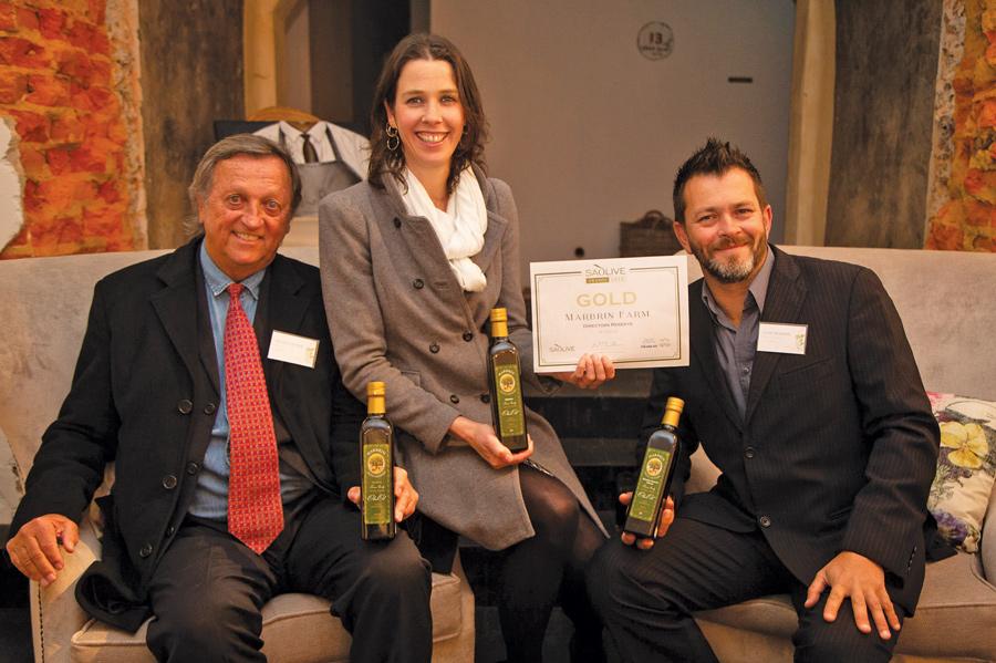 Marbrin Farm Olive Oil - 03
