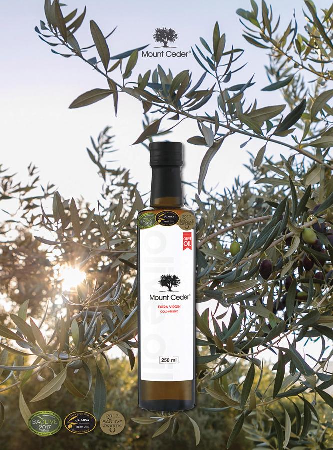 Mount Ceder Olives - 02