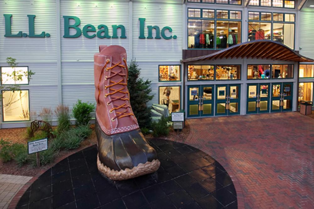 LL Bean Flagship Store