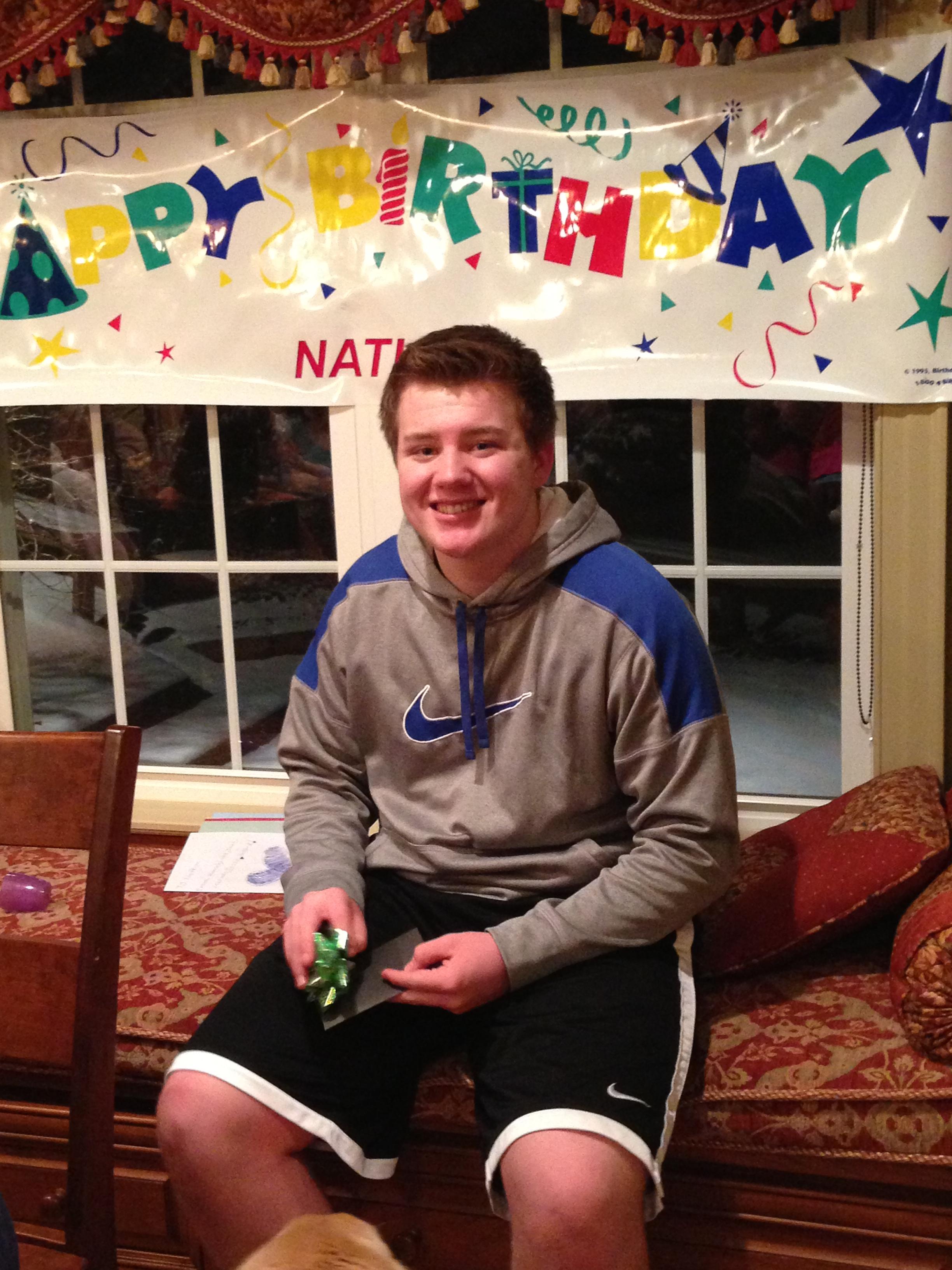 Nate Stull December AOTM
