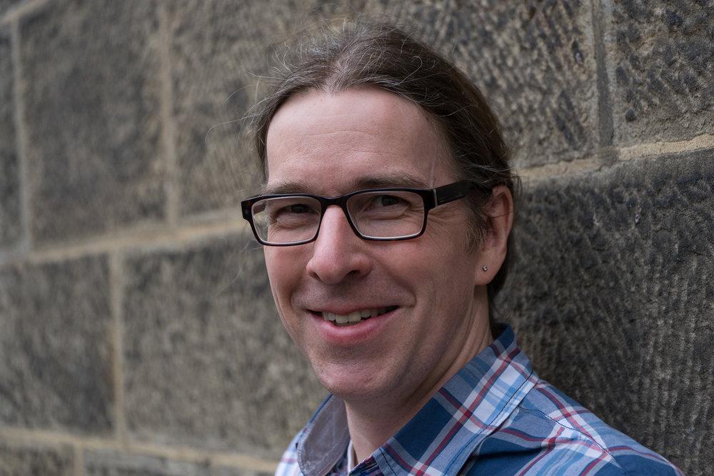 Geschäftsführer Christian Noack  Diplom-Informatiker, Projektmanagement, Agile Methoden und Technologie
