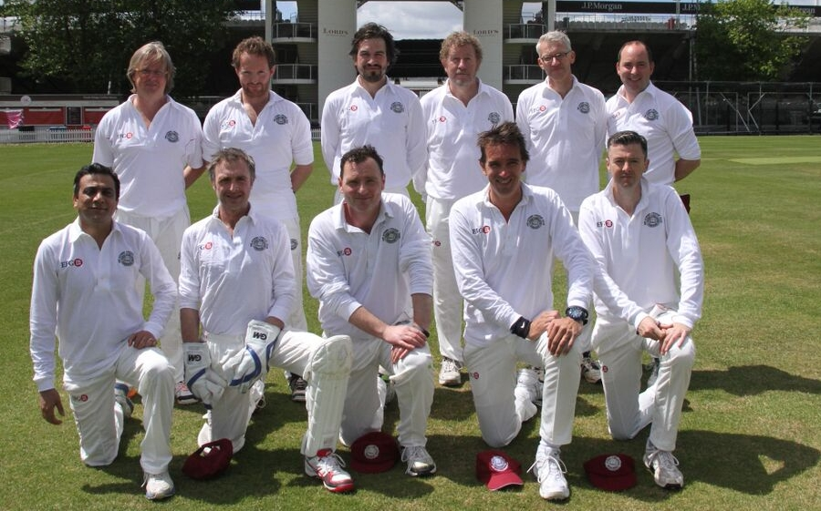 Authors cricket club Lord's.2015.jpg