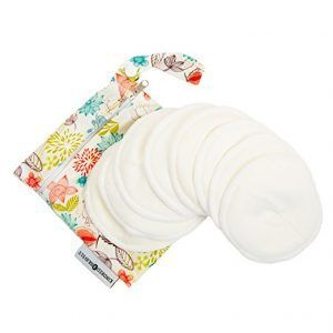 If you are breast feeding, organic, washable  nursing pads  are an awesome alternative to the disposable options.