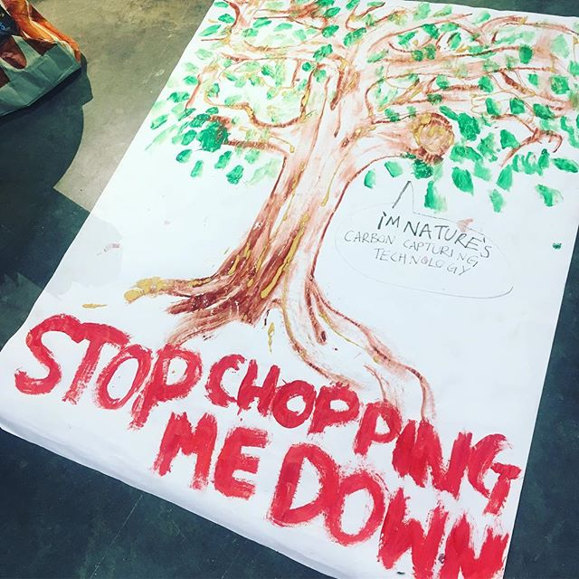#carboncapture #deforestation #humansarestupid #climatechangeisreal #extinctionrebellion