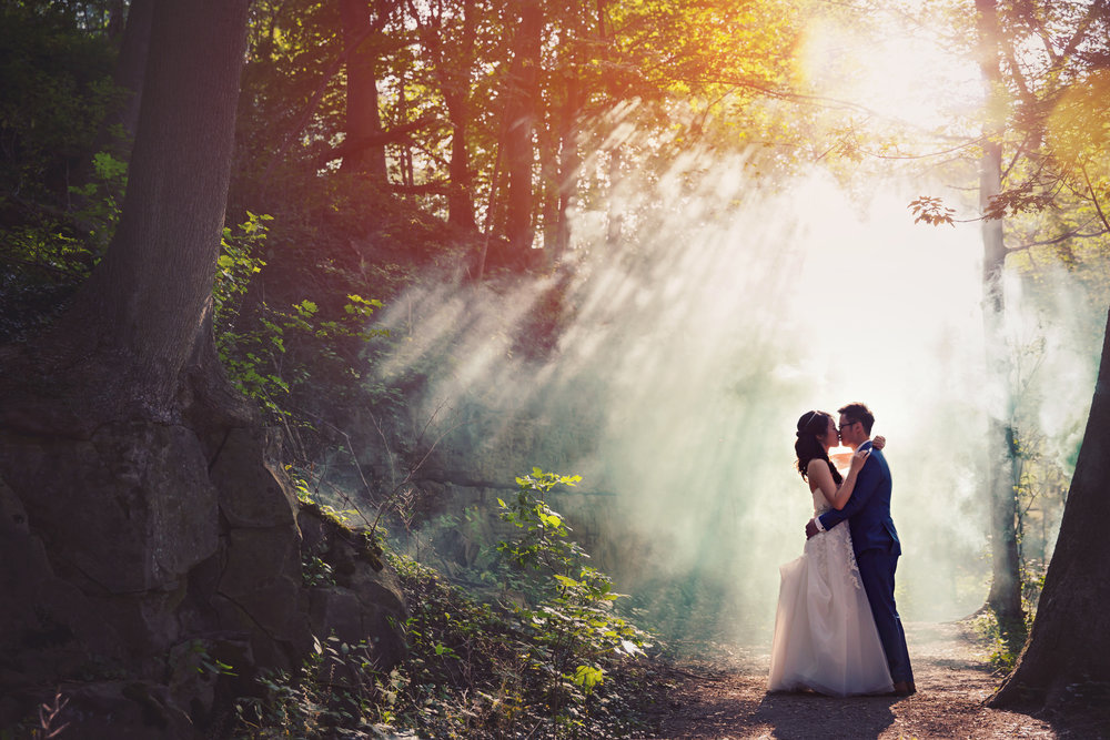 Ancaster Old Mill Wedding Photography