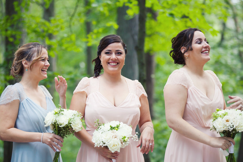 Kortright Centre for Conservation Wedding Photos