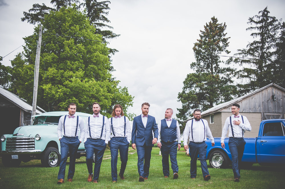 Fanshawe Conservation Area Wedding Photos