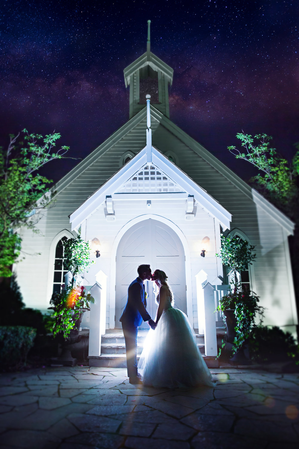 Seriously – one of our favourite venues, couples and nighttime wedding photos!