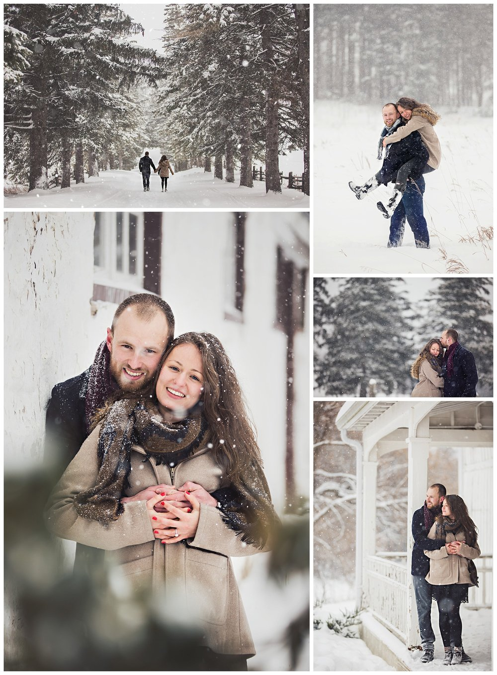 Scotsdale Farm, Georgetown Ontario engagement photography by VanDaele & Russell