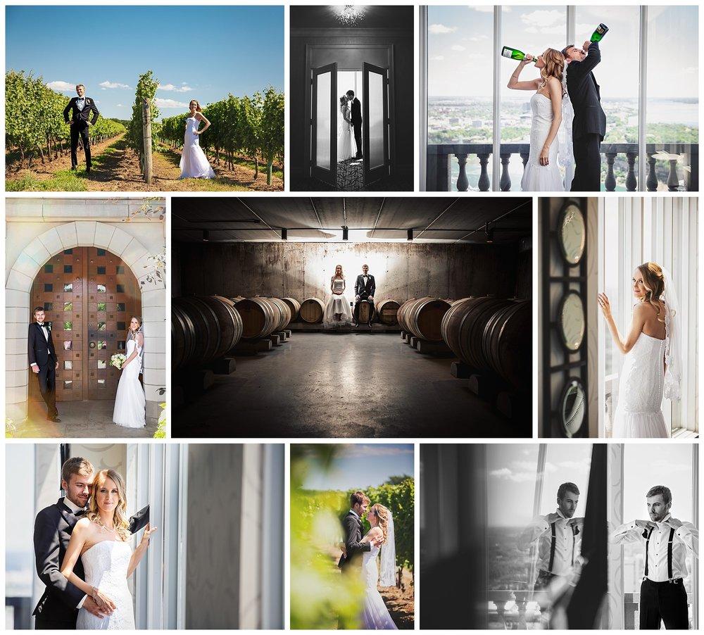 Konzelmann Winery, Niagara on the Lake, Niagara Falls, Ontario wedding photos by VanDaele & Russell