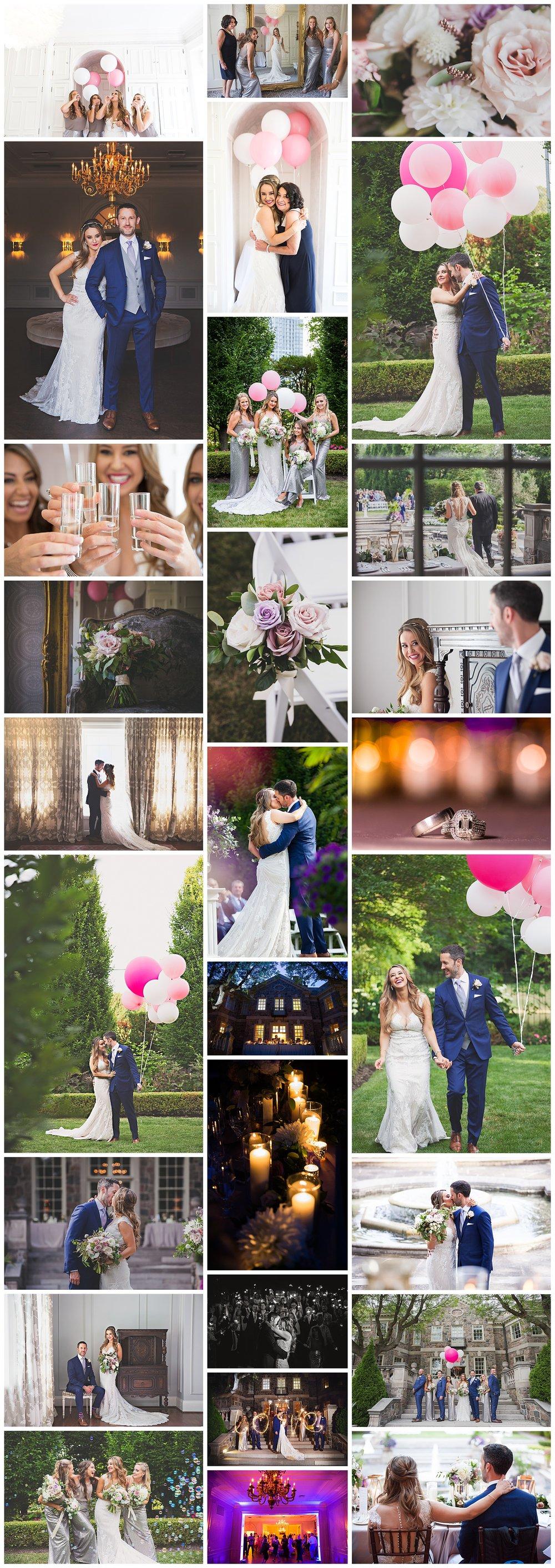 Graydon Hall Manor, Toronto, Ontario wedding photos by Van Daele & Russell
