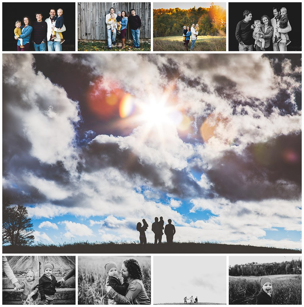 Scotsdale Farm, Halton Hills, Ontario family & children photography by VanDaele & Russell