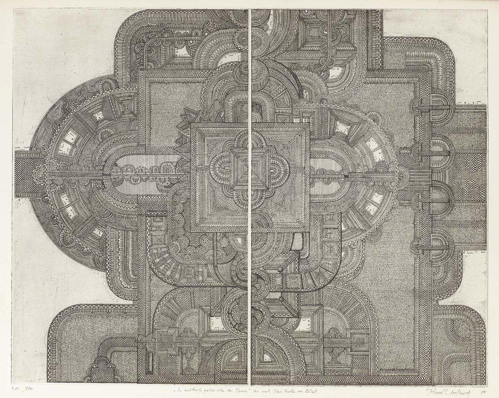 017_J. Gachnang_Le superbe Palais dór de Neron_1966.jpg