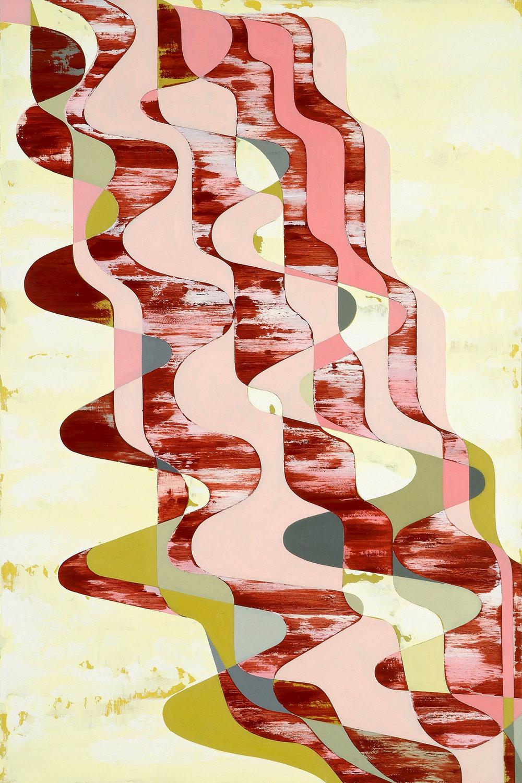 o.T. | 2006 | Öl auf MDF | 40,5 x 61 cm