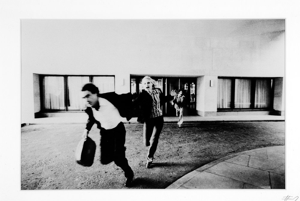The Violent Tapes | 1975 | Fotografie | 23 x 35,5 cm