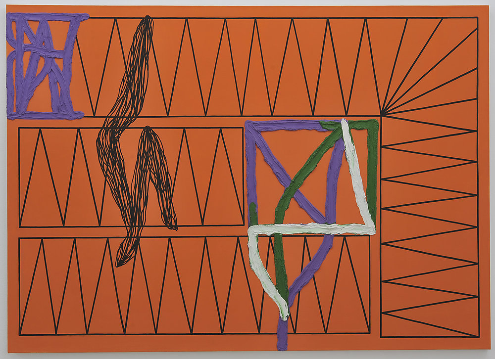 Why Things Are | 1991 | Öl auf Leinwand | 153 x 6214 cm