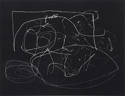 X-Edition | 1986 | Lithographie | IV von IV und eine weitere |45 x 60 cm