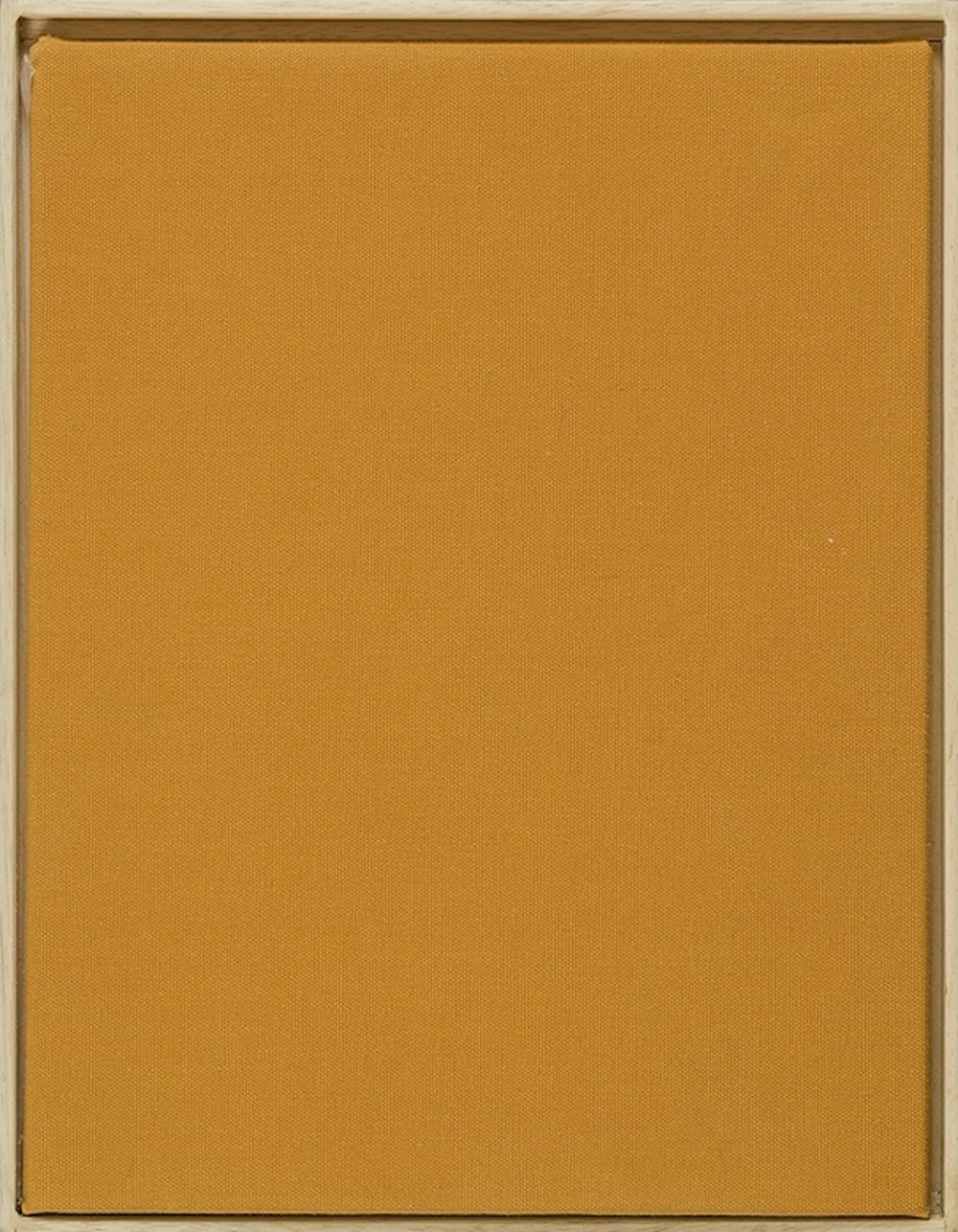 Werkhandlung 1, Der 1. Werksatz 1 | 2002 | Multiple einer Textilarbeit mit Videotape in Holzbox, mit Handzeichnung und Farbfoto in Pergaminhülle | 33 x 26 x 6 cm