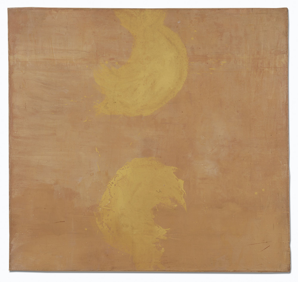 o.T. | 1993-94 | Öl auf Leinwand | 149 x 160 cm