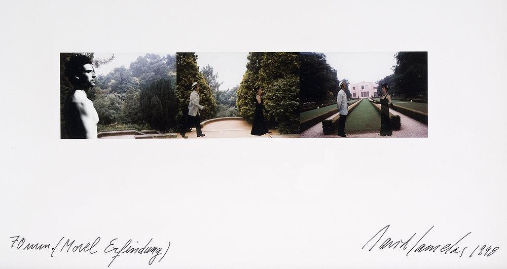 70 mm (Morel Erfindung) | 1998 | Fotografien | 29 x 39 cm