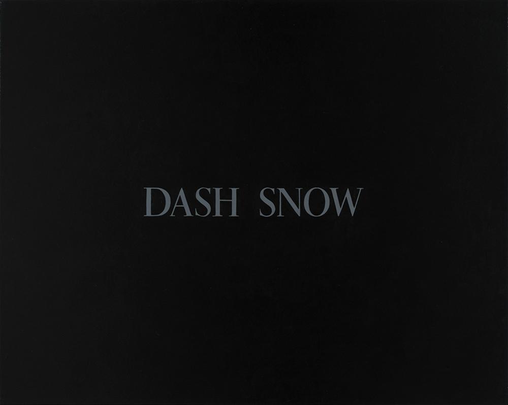 Dash Snow | Acryl auf Leinwand | 2009 | 80 x 100 cm