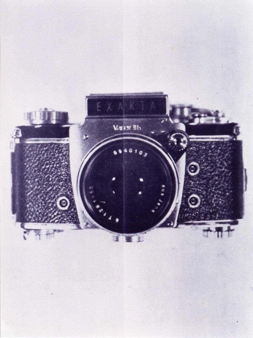 Fermacarte | 1968/95 | Fotografie |260 x 198 cm