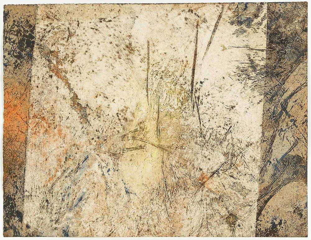 o.T. | n.d. | Mischtechnik auf Papier | 25 x 32,5 cm