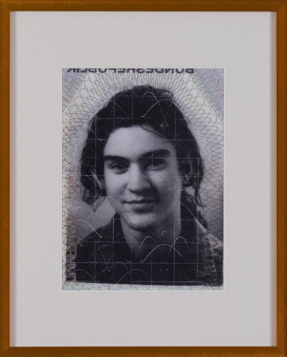 ID | 2010 | Digitaldruck auf Fuji Crystal Archive Papier | 19,5 x 14,5 cm | gerahmt 30 x 24 cm | Ed. 10