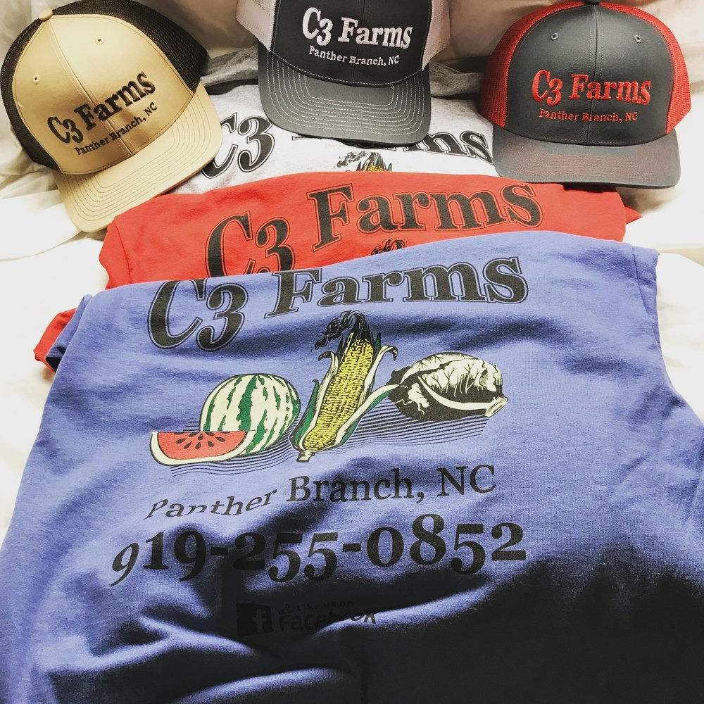 HATS & T SHIRTS - Hats $13- available in khaki/coffee, charcoal/white, and charcoal/redT Shirts $12Long Sleeve T Shirts $15Hoodies $25Available in multiple colors depending on size. Heather grey, red, blue, and green are the most common.-more pictures and colors to come-Use the order tab to contact us for apparel orders. Thanks