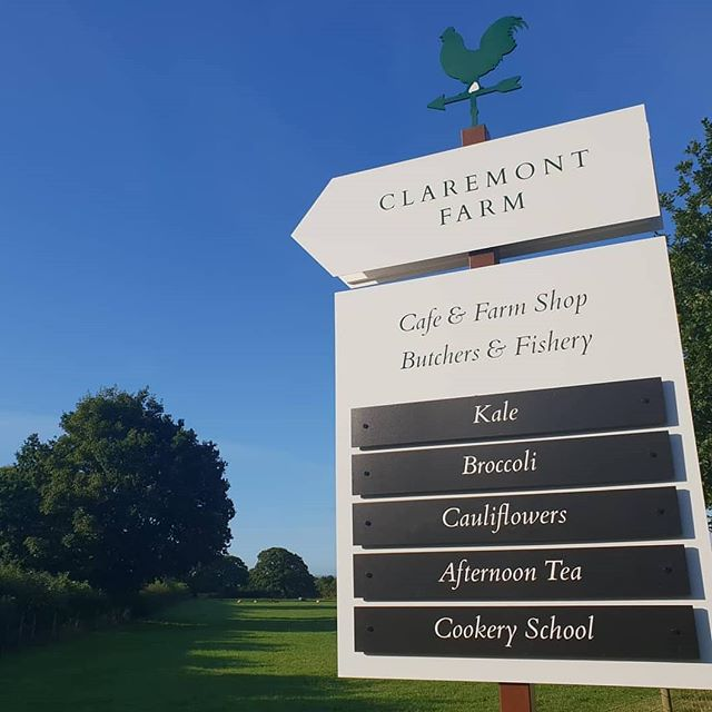 We're pleased to announce that we'll be collaborating with Claremont farm on a cookery school in the new year, link for details in bio!