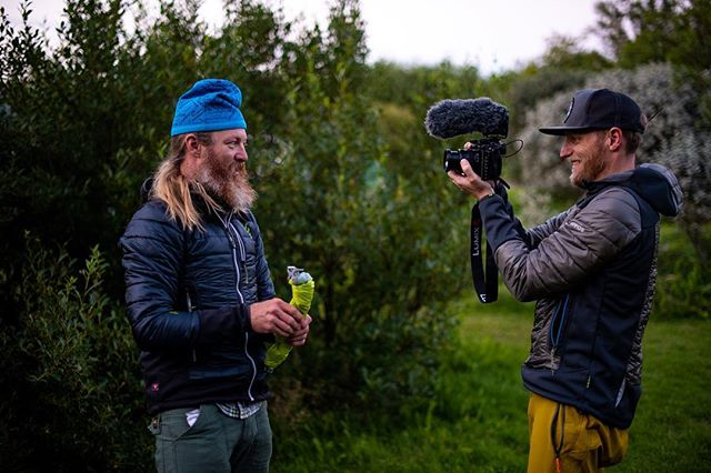 Make sure to follow along as we share the making of our latest film about crossing a pre-Medieval passage through the heart of the Icelandic highlands. #bts 📸 @analogstrikesback