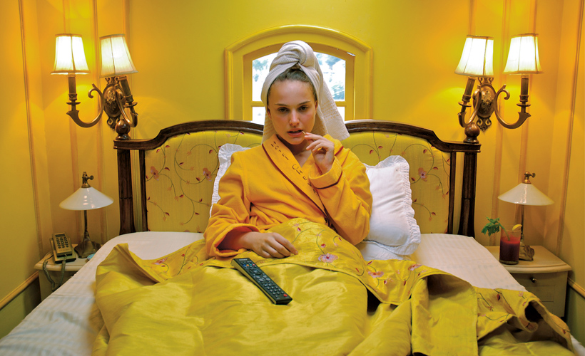 Natalie Portman in Hotel Chevalier directed by Wes Anderson
