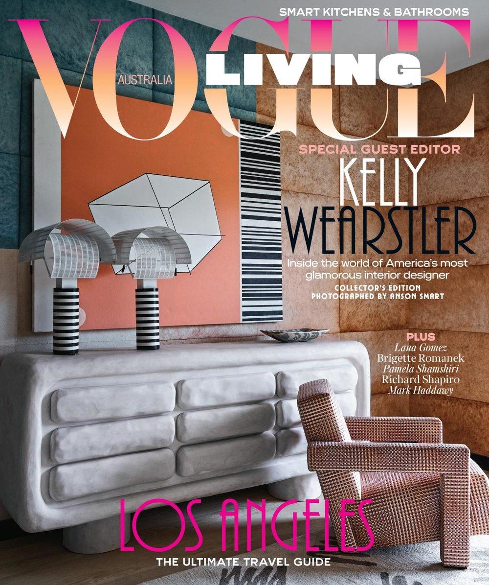 Vogue Living Australia, March/April 2018