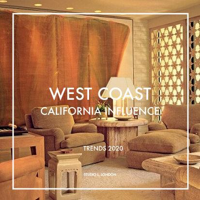 Trends 2020 West Coast California Influence