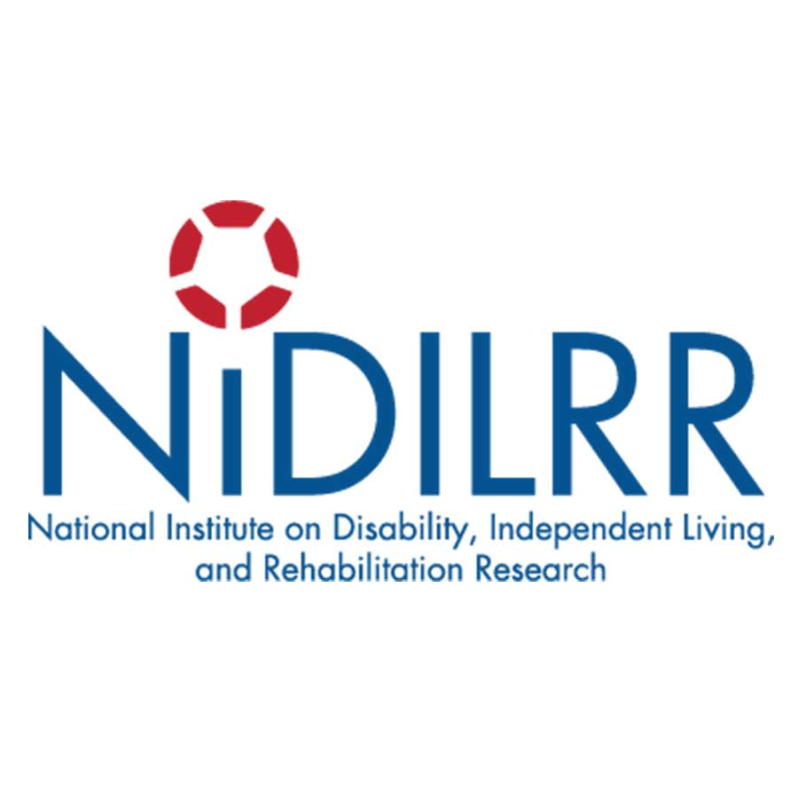 The National Institute on Disability, Independent Living and Rehabilitation research - https://www.acl.gov/about-acl/about-national-institute-disability-independent-living-and-rehabilitation-research