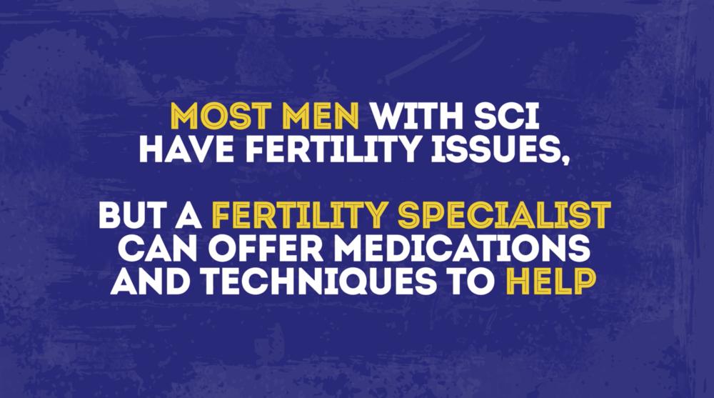 Sex After SCI Fertility 2