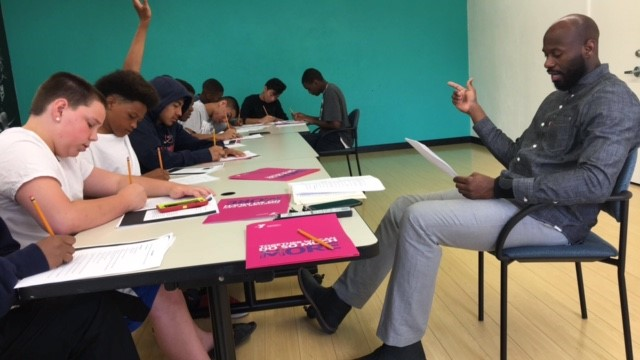 teaching inner-city kids entrepreneurship