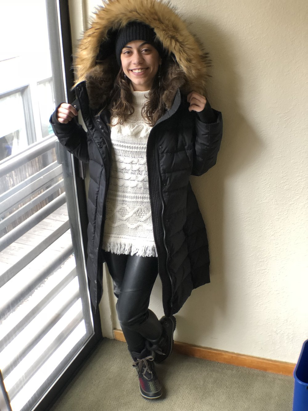 This S13 New York parka was my life savor for the winter months. Warmest coat I have ever owned!  Still on sale at Nordstrom for $179.90, click here to purchase!