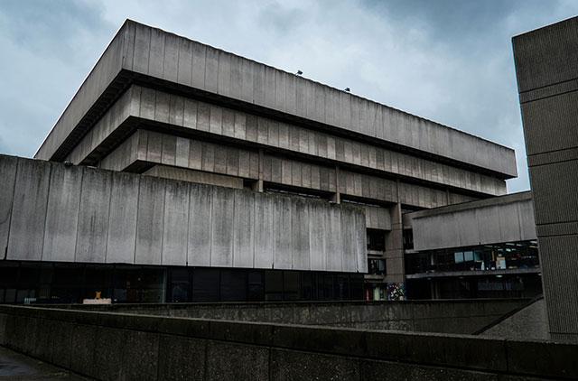 Birmingham Central Public Library