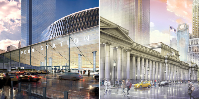 contrasting proposals for the Future of Penn Station.jpeg