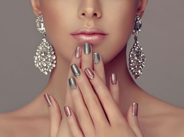 Nails - With unlimited design ideas....