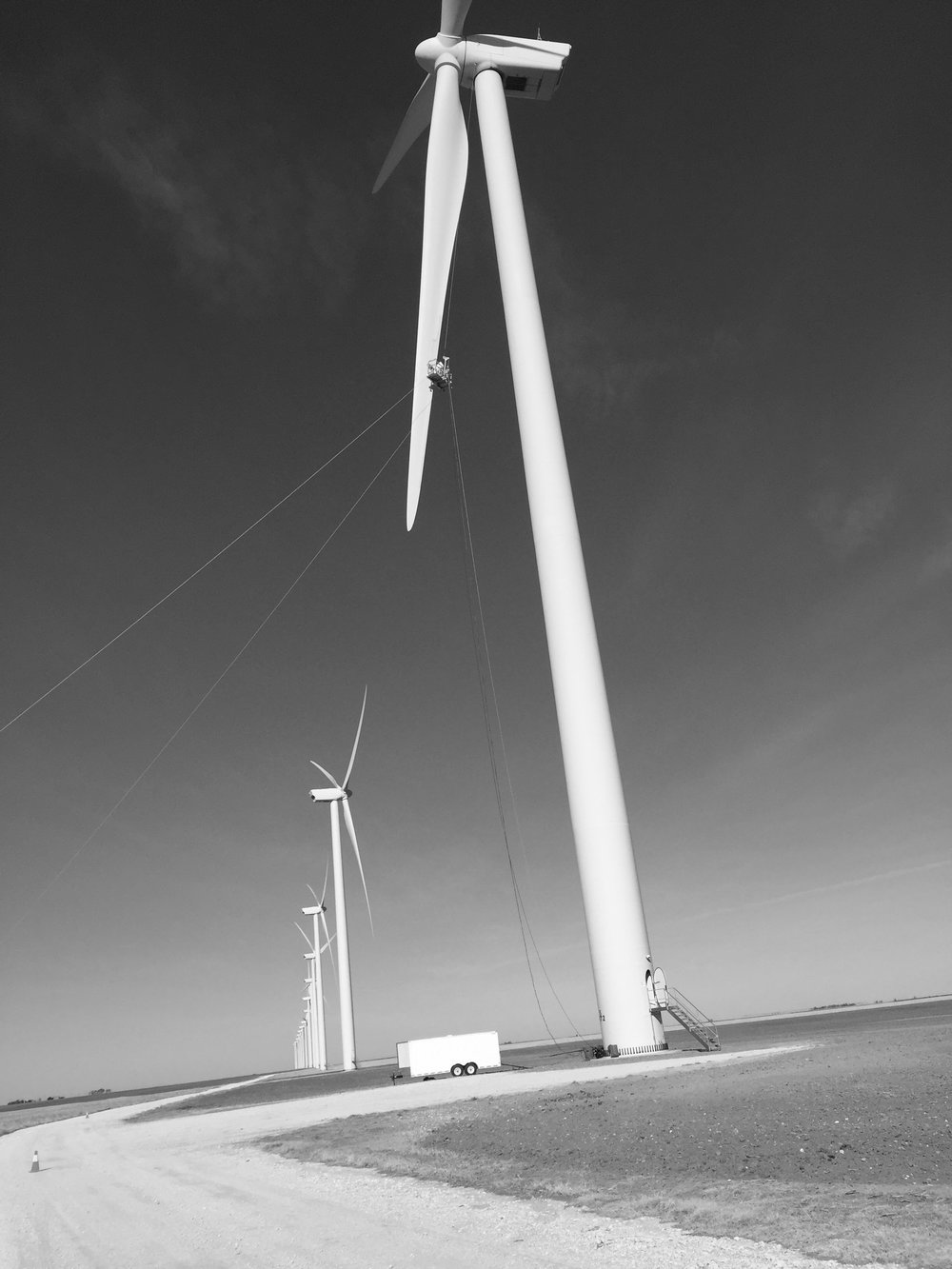 Anacacho Wind Farm -