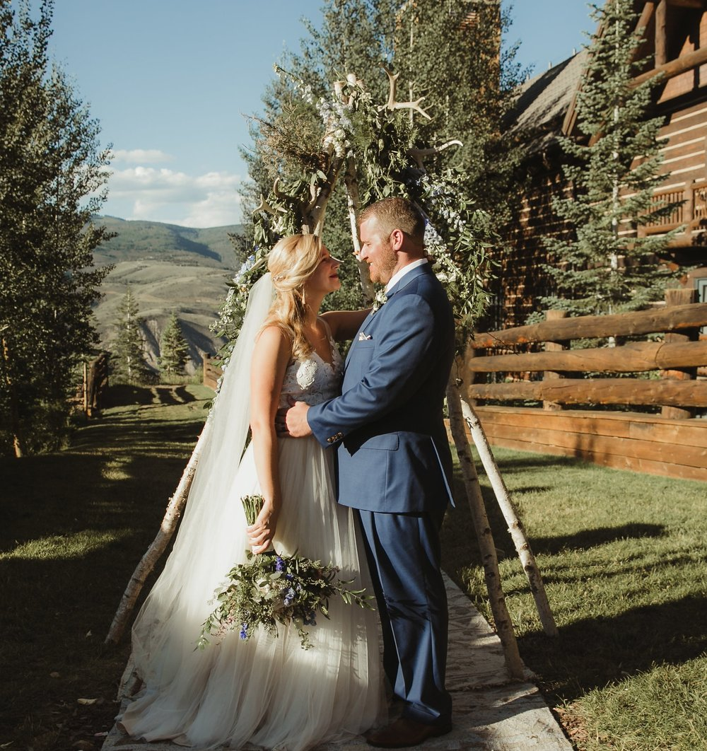 vail valley's choice wedding florist