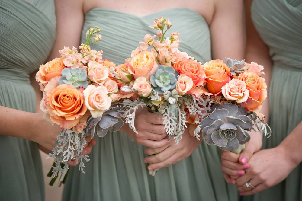 Designer florist Rocky mountain weddings
