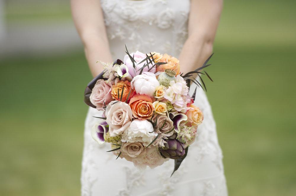 elegant bridal bouquets vail co