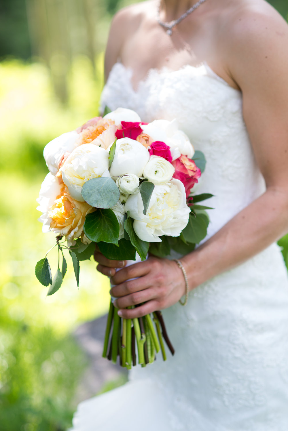 luxury wedding bouquets vail co