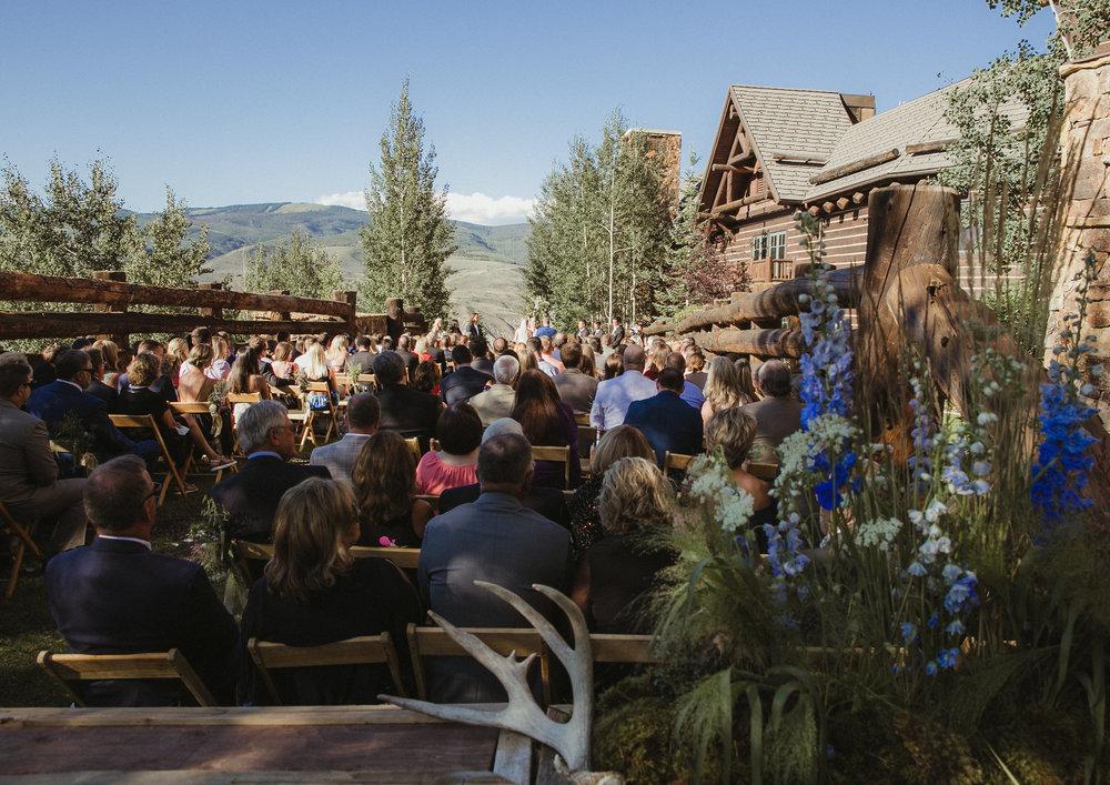 colorado mountain wedding florist