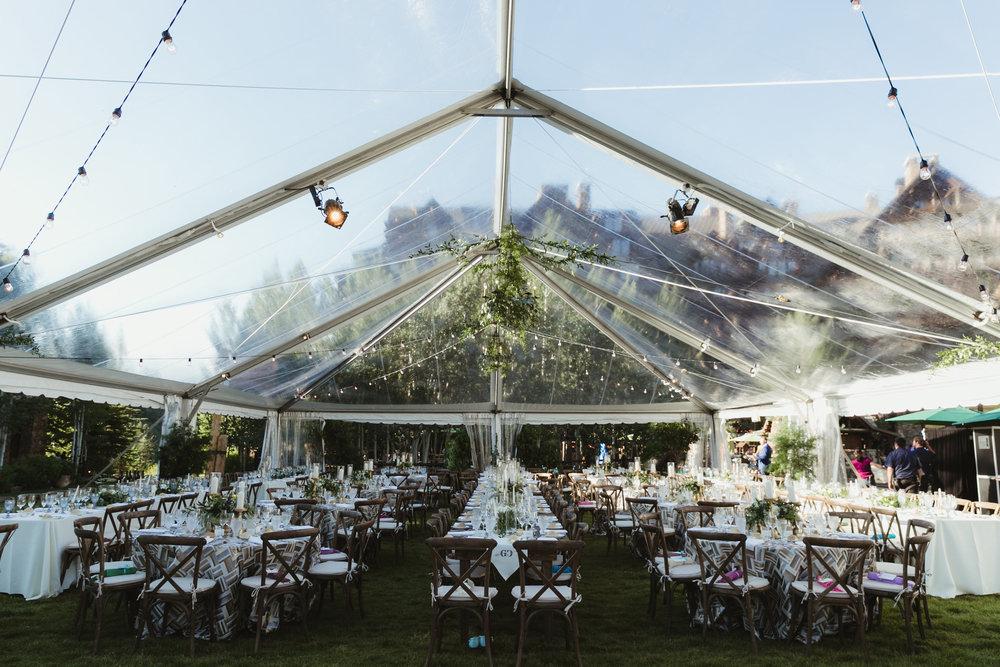 vail resort wedding florist